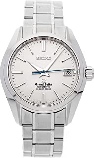 Grand Seiko Hi-Beat Mechanical (Automatic) Silver Dial Mens Watch SBGH001 (Certified Pre-Owned)