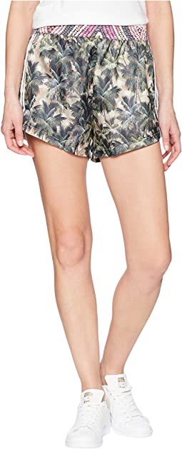 Farm High-Waisted Shorts