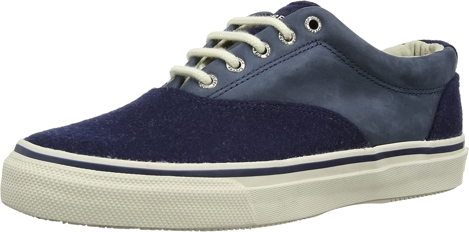 Sperry Top-Sider Mens Striper CVO Wool shoes