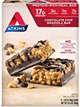 Atkins Protein-Rich Meal Bar Almond Coconut Keto Friendly 5 Count Estimated Price : £ 68,95