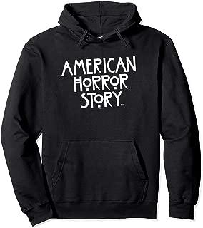 American Horror Story Logo Pullover Hoodie
