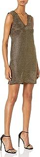 Women's Leah Metallic Jersey Dress