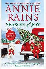 Season of Joy: Includes a bonus novella (Sweetwater Springs Book 6) Kindle Edition