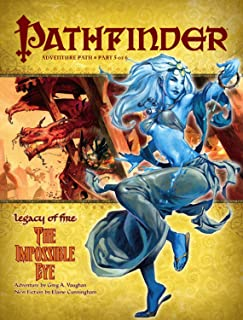 Pathfinder Adventure Path: Legacy of Fire: The Impossible Eye