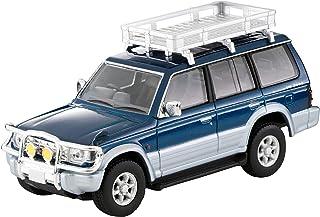 トミカリミテッドヴィンテージ ネオ 1/64 LV-N206a 三菱パジェロ ミッドルーフワイドVR オプションパーツ装着車 94年式 青/銀 完成品