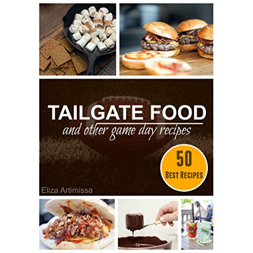 Tailgate Foods Amazon Com