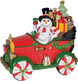Fitz and Floyd Top Hat Frosty Collection, Musical Box