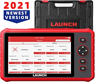 LAUNCH Scanner CRP909X Full Systems Diagnostic Scanner, 16 Reset IMMO, ABS Bleed, EPB, SAS,7.1...