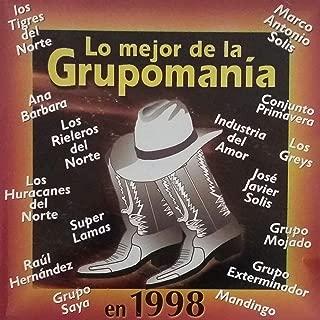 LO MEJOR DE LA GRUPOMANIA EN 1998