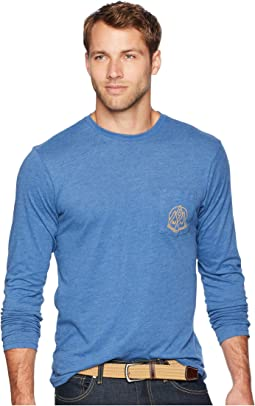 3 Peaks™ Long Sleeve Pocket Tee