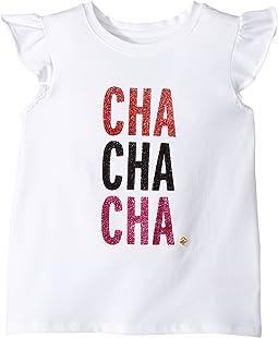 Kate Spade New York Kids - Cha Cha Cha Tee (Toddler/Little Kids)