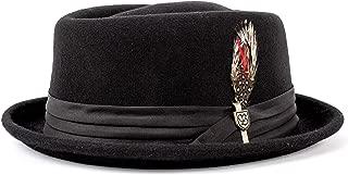 Men's Stout Pork Pie Hat