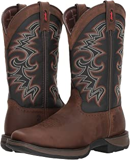 "Rebel 12"" Western Square Toe"