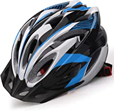 Shinmax Adult Bike Helmet,Bicycle Helmet with Removable Visor Cpsc/Ce Certified Climbing Specialized Road Helmet Adjustabl...