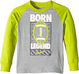 Sports Verbiage Raglan Tee (Toddler)