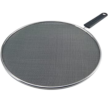 Amco Stainless Steel Splatter Screen 13-Inch
