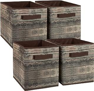 wood bin storage