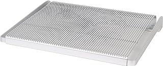 Silverstone Tek Lightweight Aluminum Cooler with Low Noise 200mm Fan for 15-Inch Notebook (NB04S)