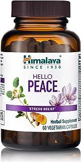 HIMALAYA Hello Peace Stress Relief, 60 CT