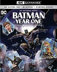 Batman: Year One Commemorative Edition arrives on 4K Ultra HD and Digital Nov. 9 from Warner Bros.