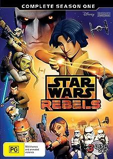 Star Wars Rebels: Season 1 (3 Discs) (DVD)