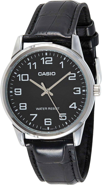 Ranking TOP3 Casio Mens Wristwatch MTP-V001L-1BUDF Excellent