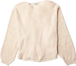 Sonrisa Rib Knit Dolman Sweater