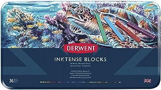 Derwent Inktense Ink Blocks, 36 Count (2301979)