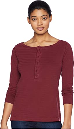 Meadow Forks Long Sleeve Henley