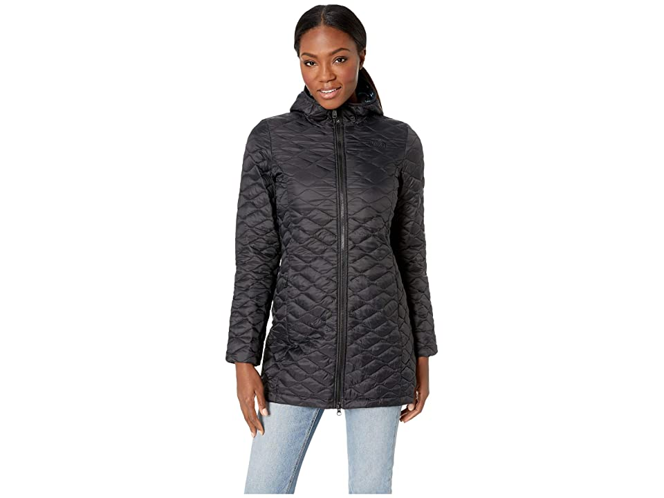 The North Face ThermoBalltm Parka II (TNF Black/Multi Glitch Print) Women