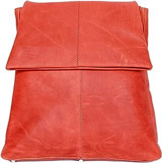BagzDirect-Cenzoni Genuine Leather Backpack - OP138LT