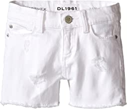 Lucy Shorts in Sugar (Toddler/Little Kids)