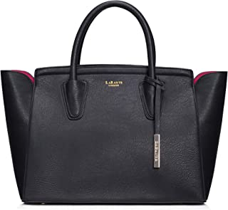LaBante London Grant Vegan Leather Carryall Laptop Bag for Women ...