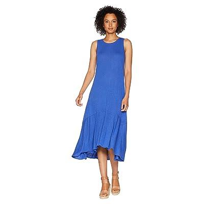 NIC+ZOE Road Trip Dress (Ultramarine) Women