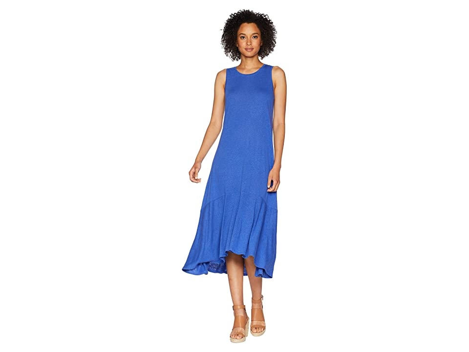 NIC+ZOE Road Trip Dress (Ultramarine) Women