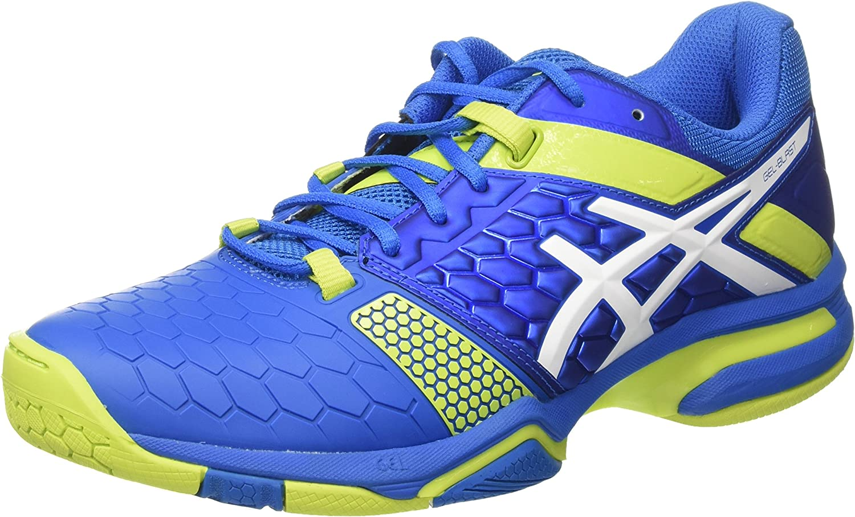 Asics Damen Gel Blast 7 American Handball Schuhe, Mehrfarbig