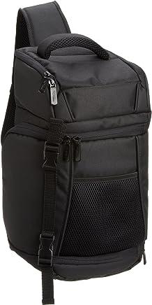 AmazonBasics SLR Camera Sling Backpack Bag - 8 x 6 x 16.5 Inches, Black