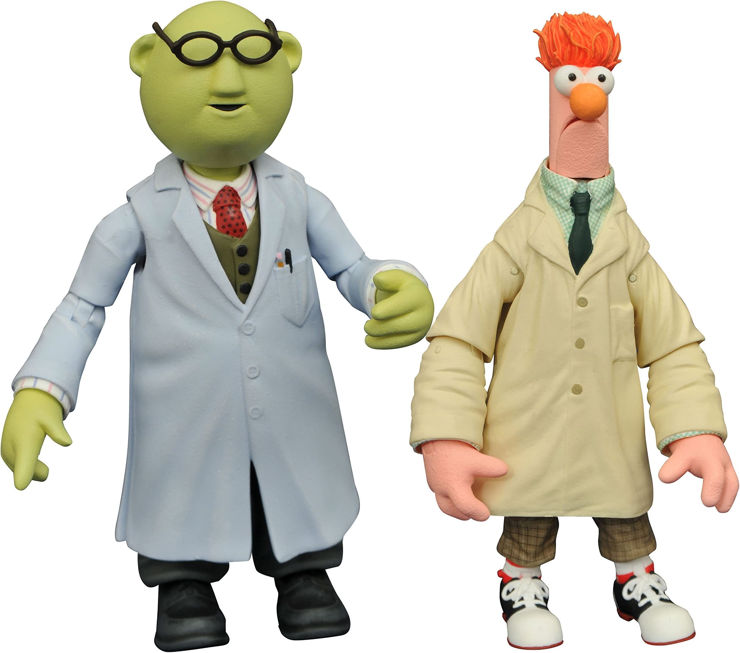 Muppet Show Series 1  Muppet Labs with Beaker Playset
