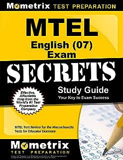 Best mtel 07 practice test Reviews