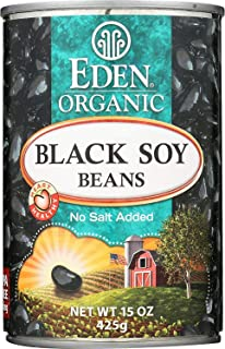 Eden Foods Black Soy Beans (12x15 OZ)