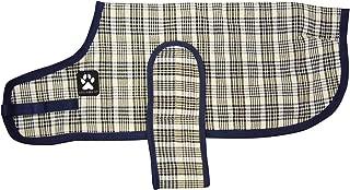 Best plaid fleece dog coat Reviews