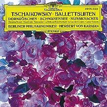 Cascanueces-Bella-Lago Cisnes-Karajan