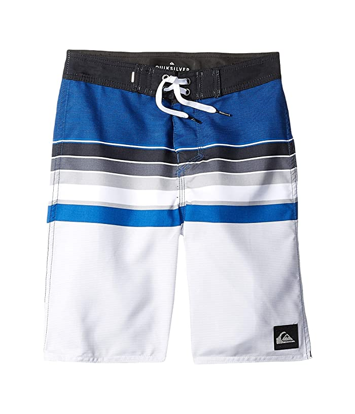 Quiksilver Kids Everyday Swell Vision 18 Boardshorts (Big Kids) (Electric Royal) Boy