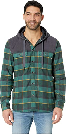 Silos Heavyweight Flannel Long Sleeve