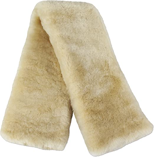 Protects from Chafing /& Sores Shires Performance SupaFleece GP Girth Cover