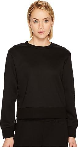 Double Bonded Sweatshirt