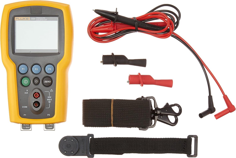 Max 53% OFF Fluke FLUKE-721-1601 Dual Sensor Pressure PSIG outlet 16 Calibrator 1