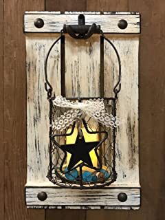 Best shaker candle sconce Reviews