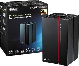 Dual band Wireless AC1200 wallplug Range