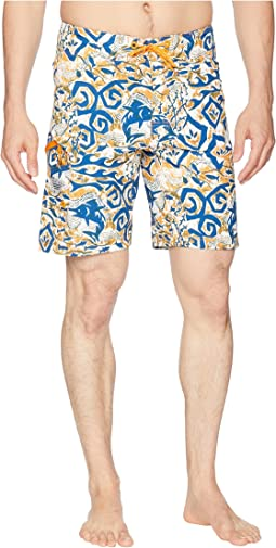 PFG Offshore II 9 inch Board Shorts